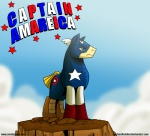 captain_america crossover marvel_comics michael_baldini ponified