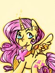 absurdres alicorn fluttershy highres mikenlos