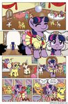 dress filly highres muffinshire twilight_sparkle twilights_first_dance