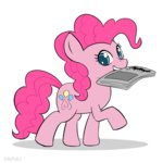 empyu newspaper pinkie_pie