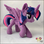 ketikacraft photo plushie princess_twilight toy twilight_sparkle