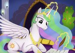 magic neo-shrek princess_celestia quill