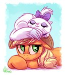 applejack opalescence whitediamonds