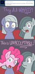 ask askthepiesisters atlur limestone_pie marble_pie pinkie_pie siblings