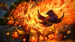 assasinmonkey explosion fire golden_oak_library highres on_fire owlowiscious princess_twilight twilight_sparkle