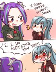 aria_blaze comic equestria_girls gyaheung sonata_dusk the_dazzlings