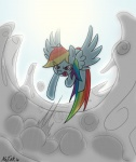 no-ink rainbow_dash wind