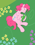 fluffikitten gummy pinkie_pie sleeping
