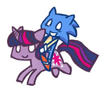 crossover needsmoarg4 sonic sonic_the_hedgehog twilight_sparkle
