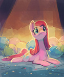 balloon pinkamena_diane_pie pinkie_pie purplekecleon