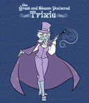 egophiliac humanized robot the_great_and_powerful_trixie