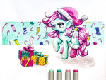 g3 hat helmie-d highres minty present socks traditional_art