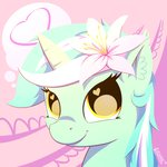 cheshiresdesires flowers heart highres lyra_heartstrings