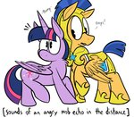armor flash_sentry karpet-shark princess_twilight the_fucking_fandom twilight_sparkle