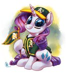 clothes flag hat highres rarity whitediamonds