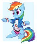 baekgup clothes equestria_girls rainbow_dash