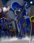 background_ponies camera dress hat highres moon sapphire_shores valcron