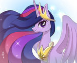 kanachoco princess_twilight twilight_sparkle