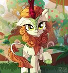 autumn_blaze highres kirin looknamtcn