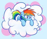 cloud filly lyricbrony rainbow_dash young
