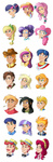 applejack big_macintosh braeburn cherry_jubilee daring-do derpy_hooves flam flim_skim fluttershy golden_harvest humanized lightning_dust main_six parents pinkie_pie princess_cadance rainbow_dash rarity ric-m shining_armor spitfire time_turner twilight's_dad twilight_sparkle twilight_velvet