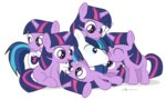 dm29 filly shining_armor transparent twilight_sparkle