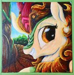 autumn_blaze colorsceempainting kirin traditional_art