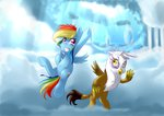 cloud gilda highres rainbow_dash sourspot young