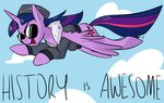 astarothathros coat glasses hat princess_twilight sunglasses twilight_sparkle