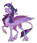 dollysdoodles highres princess_twilight twilight_sparkle