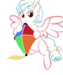 alixnight cozy_glow kite sketch