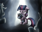 baww filly fongsaunder plushie smarty_pants toy twilight_sparkle