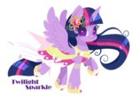 dress mlpstarry princess_twilight transparent twilight_sparkle