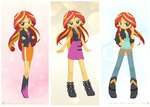 equestria_girls howxu humanized sunset_shimmer