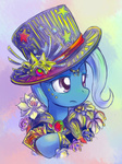 hat saturnspace steampunk the_great_and_powerful_trixie