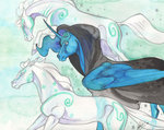 cloak princess_luna sagastuff94 traditional_art windigo