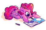book crayon pinkie_pie weedgoku