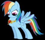 elements_of_harmony highres rainbow_dash ryoki-fureaokibi transparent vector