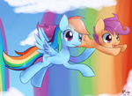 bukoya-star rainbow_dash scootaffection scootaloo winsome_falls