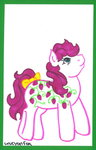 border g1 skypinpony strawberry_treats
