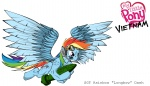 bomb goggles military rainbow_dash teddyhands