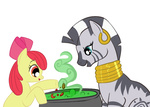 apple_bloom lulubellct zecora