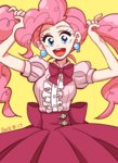 anime anime_as_fuck humanized kairean pinkie_pie