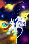 highres planet rainbow_dash space space_suit talonsoficeandfire