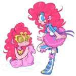 8-xenon-8 equestria_girls highres humanized pinkie_pie