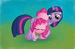 drunk mug pinkie_pie qaxis twilight_sparkle