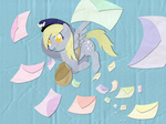 derpy_hooves hat mail mailbag zoeezoee
