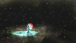 absurdres fearyzy highres rainbow_dash swimming water