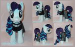 calusariac coloratura dress highres photo plushie toy