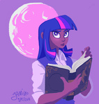 dress humanized twilight_sparkle yamino